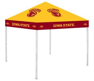Iowa State University Cyclones 9X9 Canopy Tent Shelter
