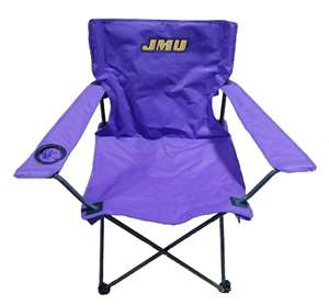 James Madison University Adult Chair -Tailgate Camping