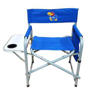 University of Kansas Jayhawks Directors Chair - Tailgate Camping