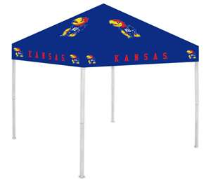 University of Kansas Jayhawks 9X9 Canopy Tent Shelter
