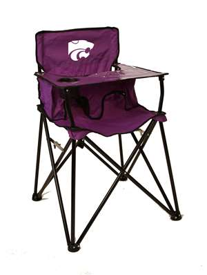 Kansas State University Wildcats High Chair - Tailgate Camping