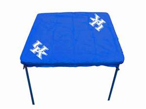 University of Kentucky Wildcats Card Table Cover