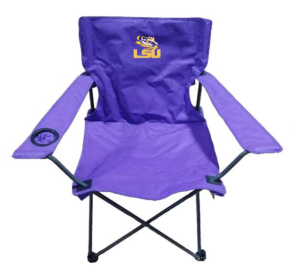 LSU Louisiana State University Tigers Adult Chair -Tailgate Camping