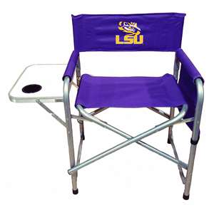 LSU Louisiana State University Tigers Directors Chair - Tailgate Camping