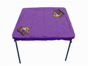 LSU Louisiana State University Tigers Card Table Cover