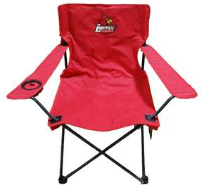 University of Lousiville Cardinals Adult Chair -Tailgate Camping