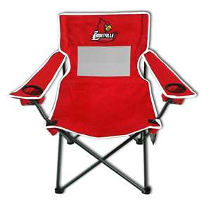University of Lousiville Cardinals Monster Mesh Chair - Tailgate Camping