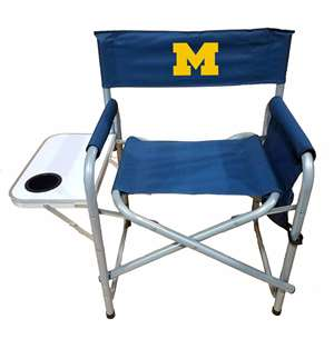 University of Michigan Wolverines Directors Chair - Tailgate Camping