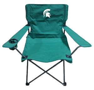 Michigan State University Spartans Adult Chair -Tailgate Camping