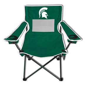 Michigan State University Spartans Monster Mesh Chair - Tailgate Camping