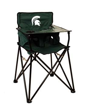 Michigan State University Spartans High Chair - Tailgate Camping