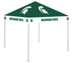 Michigan State University Spartans 9X9 Canopy Tent Shelter