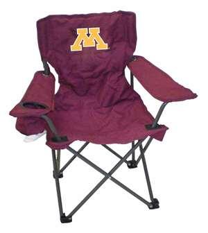 Minnesota Junior ChairFolding Tailgate Camp Chair