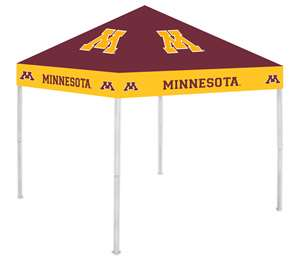 University of Minnesota Golden Gophers 9X9 Canopy Tent Shelter