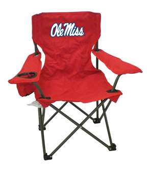 Mississippi Junior ChairFolding Tailgate Camp Chair