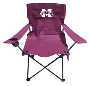 Mississippi State University Bulldogs Adult Chair -Tailgate Camping