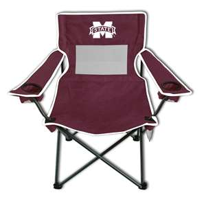Mississippi State University Bulldogs Monster Mesh Chair - Tailgate Camping