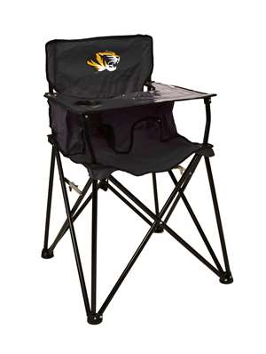 University of Missouri Tigers High Chair - Tailgate Camping