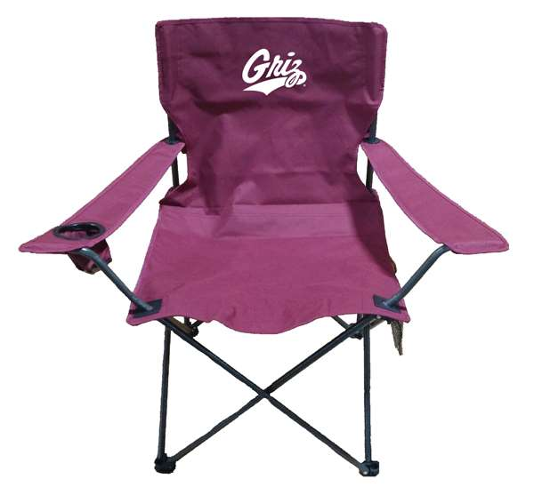 University of Montana Adult Chair -Tailgate Camping