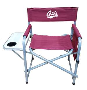 University of Montana Directors Chair - Tailgate Camping