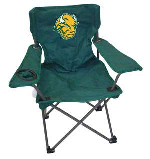 North Dakota State Junior ChairFolding Tailgate Camp Chair
