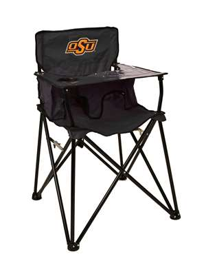 Oklahoma State University Cowboys High Chair - Tailgate Camping