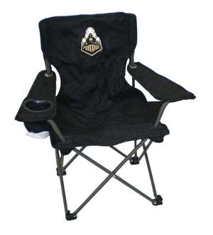 Purdue Junior ChairFolding Tailgate Camp Chair