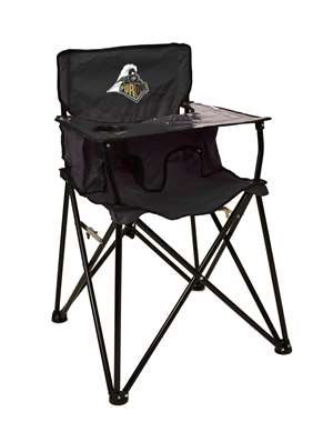 Purdue University Boilermakers High Chair - Tailgate Camping