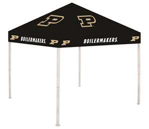 Purdue University Boilermakers 9X9 Canopy Tent Shelter