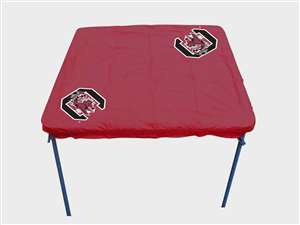 University of South Carolina Gamecocks Card Table Cover
