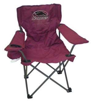 Southern Illinois-Carbondale Junior ChairFolding Tailgate Camp Chair