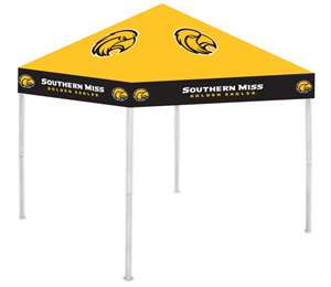 University of Southern Mississippi Eagles Folding Table Cover
