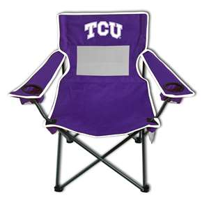 TCU Texas Christian University Horned Frogs Monster Mesh Chair - Tailgate Camping