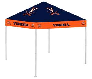 Univeristy of Virginia Cavaliers 9X9 Canopy Tent Shelter