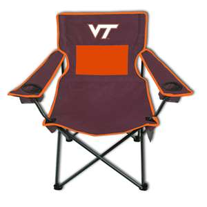 Virginia Tech Hokies Monster Mesh Chair - Tailgate Camping