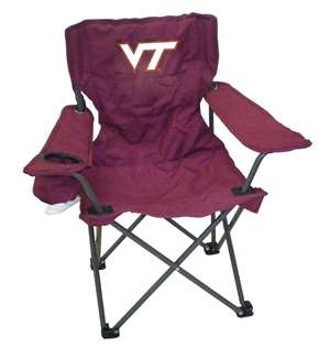 Virgnia Tech Junior ChairFolding Tailgate Camp Chair