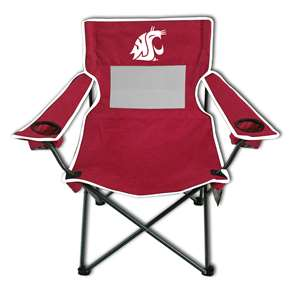 Washington State University Cougars Monster Mesh Chair - Tailgate Camping