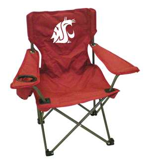 Washington State Junior ChairFolding Tailgate Camp Chair