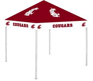 Washington State University Cougars 9X9 Canopy Tent Shelter