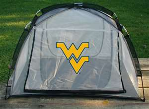University of West Virginia Mountaineers Food Tent Tailgate Camping