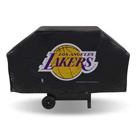 Los Angeles Lakers Economy Grill Cover (Black)
