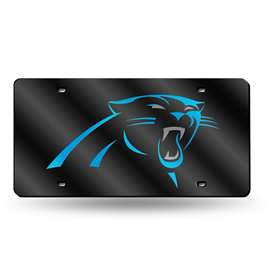CAROLINA PANTHERS PRIMARY LOGO BLACK