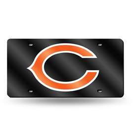 "CHICAGO Chicago Bears ""C"" LOGO LASER TAG (BLUE)"