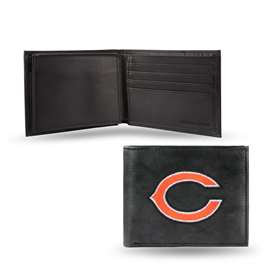 CHICAGO Chicago Bears  Embroidered Billfold