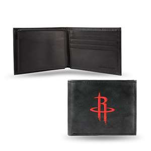 Houston Rockets Rico Embroidered Bill-Fold Wallet