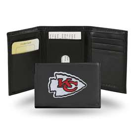 Kansas City Chiefs Rico Embroidered Tri-Fold Wallet