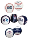 2018 World Series Boston Red Sox Rawlings Replica Baseball Set (3 Ball Set)