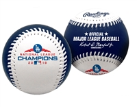 Rawlings Los Angeles Dodgers 2018 National League Champions Replica Baseball