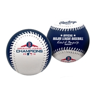 Rawlings Boston Red Sox 2018 American League Champions Replica Baseball