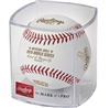 2018 World Series Boston Red Sox Rawlings Official Two (2) Baseball Set With Display Cubes